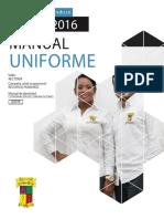Manual Uniformes