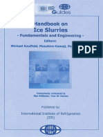 ed._ Michael Kauffeld .... - Handbook on ice slurries _ fundamentals and engineering.pdf