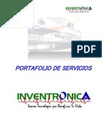 Portafolio de Servicios inventronica