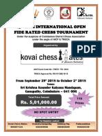 13th Kcm Open