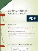 Fundamentos de Geoestadistica 2