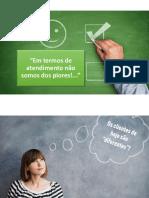 Atendimento - Slides Introdução
