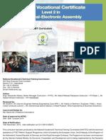Electrical & Electronic Assembler-L2[Cur]