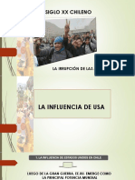 Chile Década 1950 y 1960