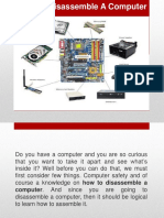 How To Disassemble-Assemble A Computer.pptx
