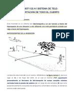 Us 20060071122 a1 Sistema de Teletransportación de Todo El Cuerpo - Español