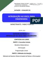 Minicurso - Introdução ao Excel para Engenharia - Covalente 2019 V1.pdf