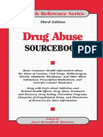 Joyce Brennfleck Shannon - Drug Abuse Sourcebook, Third Edition (2010).pdf