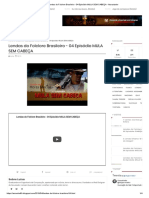 Lendas Do Folclore Brasileiro - 04 Episódio MULA SEM CABEÇA - Assustador