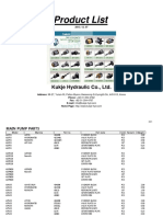 Kukje Hydraulic Parts List for all excavator.pdf