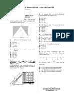Prueba de Periodo Matematicas 10