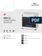 WRR22_TDS
