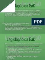 Legislação Ead