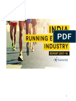 India Running Events Industry Report 2017 18.01