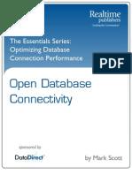 ODBC Connectivity