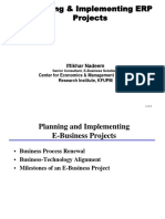 Busniess Process T and ERP 101