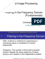 Chapter 04a Frequency Filtering (Fundamentals)