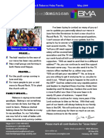 newsletter 2019 05