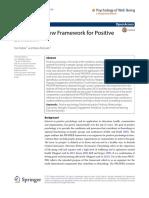 Noble-McGrath2015 Article PROSPERANewFrameworkForPositiv
