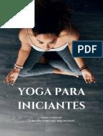 Yoga Para Iniciantes - Como Começar a Praticar