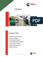 1. Diesel Engines
