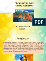 Ppt Pemanasan Global k