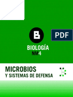 Microbios y Defensas