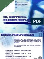 Tema 3. El Sistema Presupuestario.