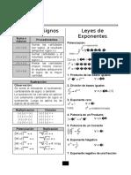 3. Algebra Impresión