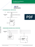 Littelfuse PGR Protection Relay GFP Cir Diagrams