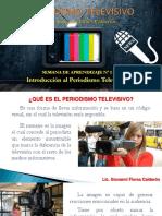 1º Periodismo Televisivo