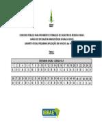 edital_GABARITO OFICIAL PRELIMINAR - CÓDIGO 101.1 - TIPO C (Cód