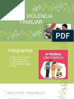 violencia familia