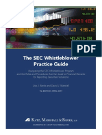 SEC Whistleblower Practice Guide