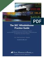 SEC Whistleblower Practice Guide