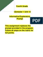 4thgradeinformationalandopinionprompt