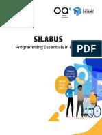 Silabus Digitalent