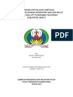 Rancangan Aktualisasi dan Habituasi ASN