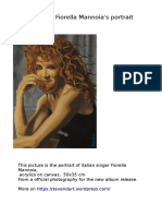 Fiorella Mannoia by Zeven Zevendart