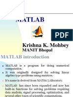 MATLAB_Lecture 1_Overview.ppt