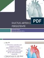 Ductus Arterioso Persistente (1)