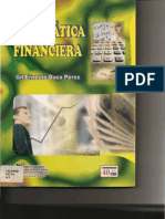 Mate Financier A - Gil Ernesto Daza