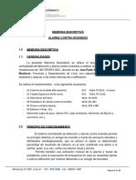 Memoria descriptiva alarma contra Incendios3.pdf