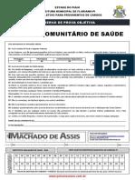 II - Agente Comunit Irio de Saude(2)