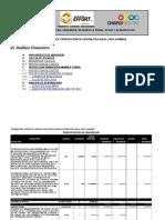 PROYECTO FINANCIERO Modulo de Produccion de Hortalizas bajo Casa Sombra