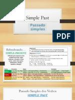 Aula 4 - Simple Past
