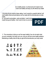 how can diet affect your health- lizbeth loeza