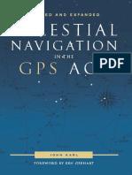 Karl, John - Celestial Navigation in the GPS Age