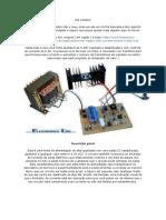 Fonte de Bancada Estabilizada Com Controle de Corrente 0-30V - 0-3A - Handmade 15329-Eletronicabr.com