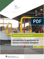 INTI - Introducción a la gasificación de biomasa en sistemas downdraft - Módulo I.pdf